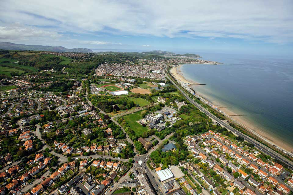 bay of colwyn commission